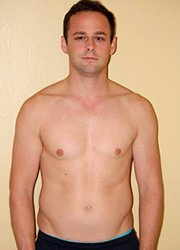 Fitness Testimonial for Metzgerbodies - Andrew - The Before Photo