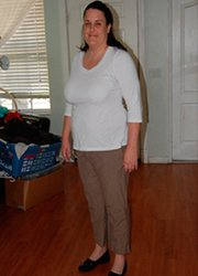 Fitness Testimonial for Metzgerbodies - Jen - The After Photo